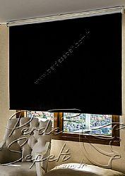 Siyah Şantuk Blackout Stor Perde - 1