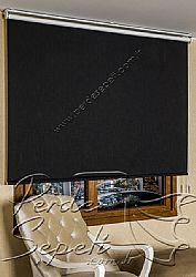 Siyah Şantuk Blackout Stor Perde - 3