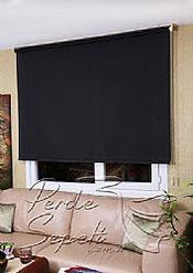 Siyah Screen Perde - 3